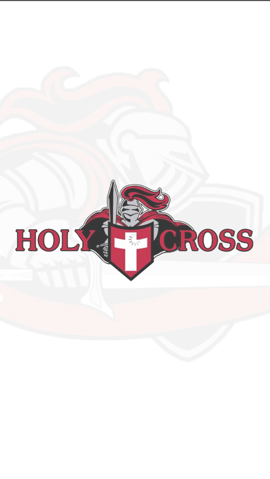 Holy Cross Regional HS screenshot 1