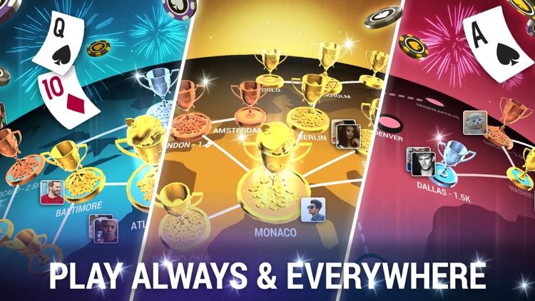 Poker World - Offline Poker screenshot-3