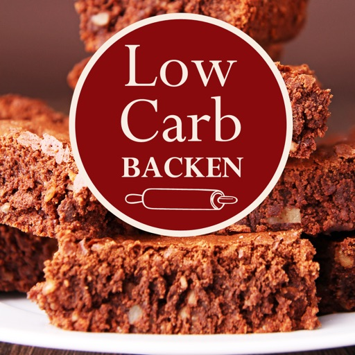 Low Carb Rezepte - Backbuch
