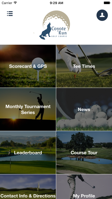 Coyote Run Golf Course screenshot 2