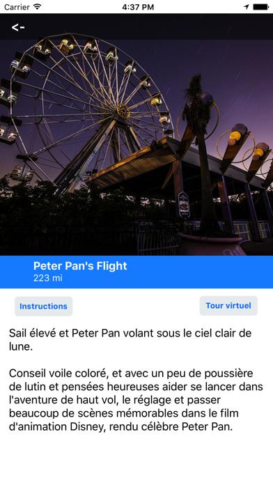 VR Guide: Disneyland Paris screenshot two