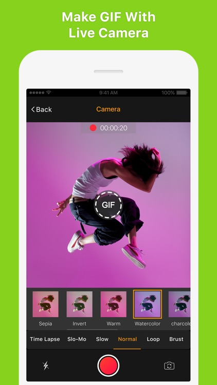 GIF Maker - Make Video to GIFs screenshot-3
