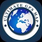 Ultimate GPS Map Navigator icon