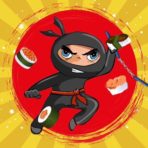 Sushi Ninja Fighter Fruit