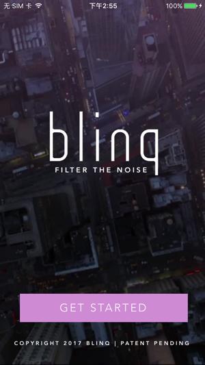 Blinq Smart Jewelry Screenshot
