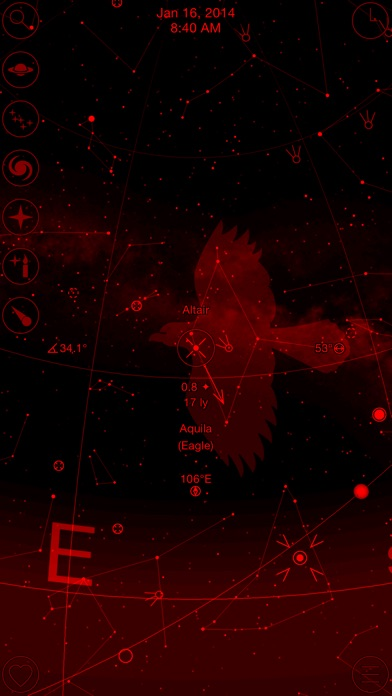 Screenshot for GoSkyWatch Planetarium in United States App Store