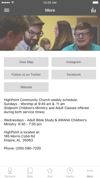 HighPoint.Community screenshot 3