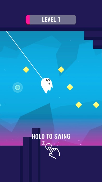 Spooky Swing screenshot 1