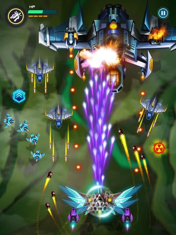 Infinity Shooting: Galaxy War screenshot #4