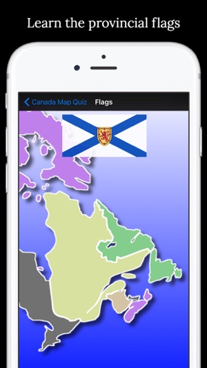 canada map quiz on the app store