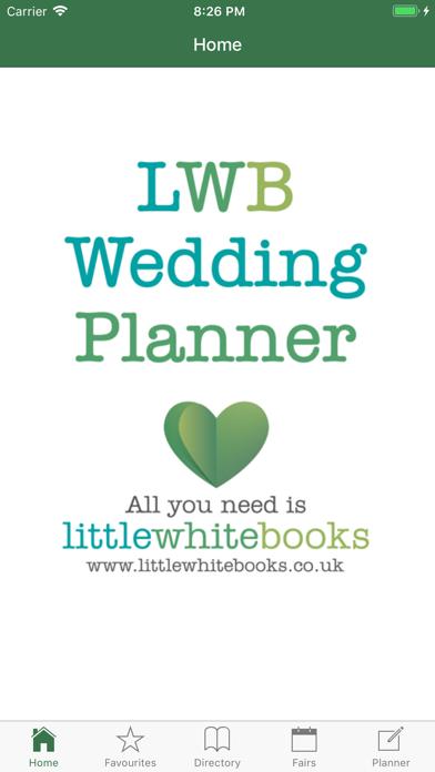 LWB Wedding Planner