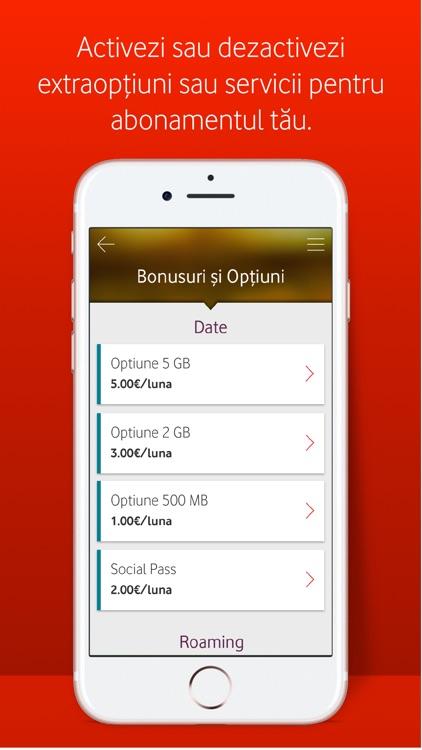 My Vodafone Romania screenshot-4