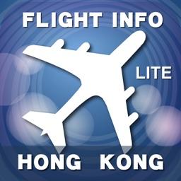 Hong Kong Flight Info Lite