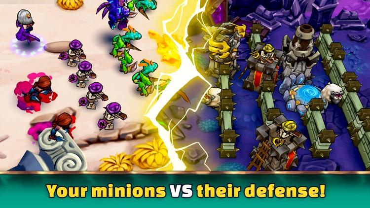 Winions: Mana Champions screenshot-0