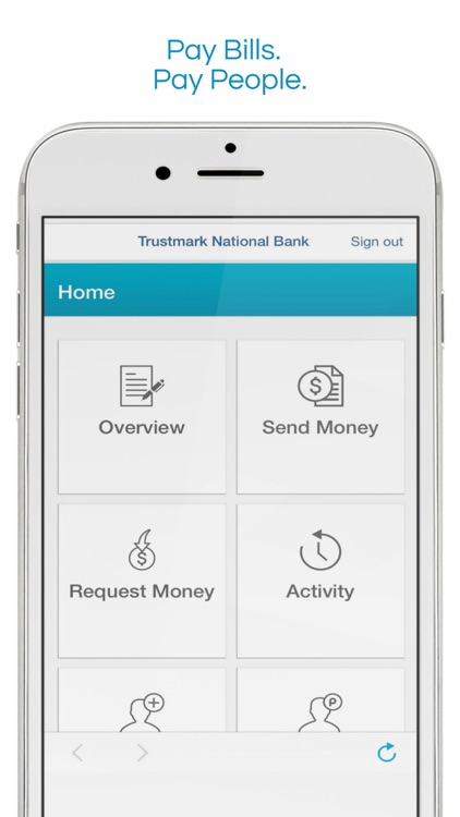myTrustmark® Mobile screenshot-3