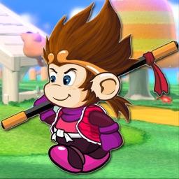 Banana Kong Adventure Run Game