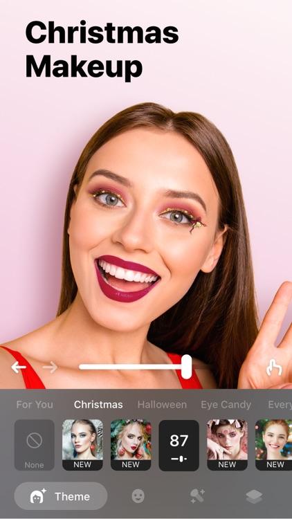 Facey: Face Editor &Makeup Cam