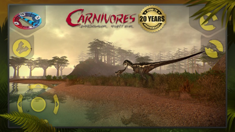 Carnivores:Dinosaur Hunter Pro screenshot-0