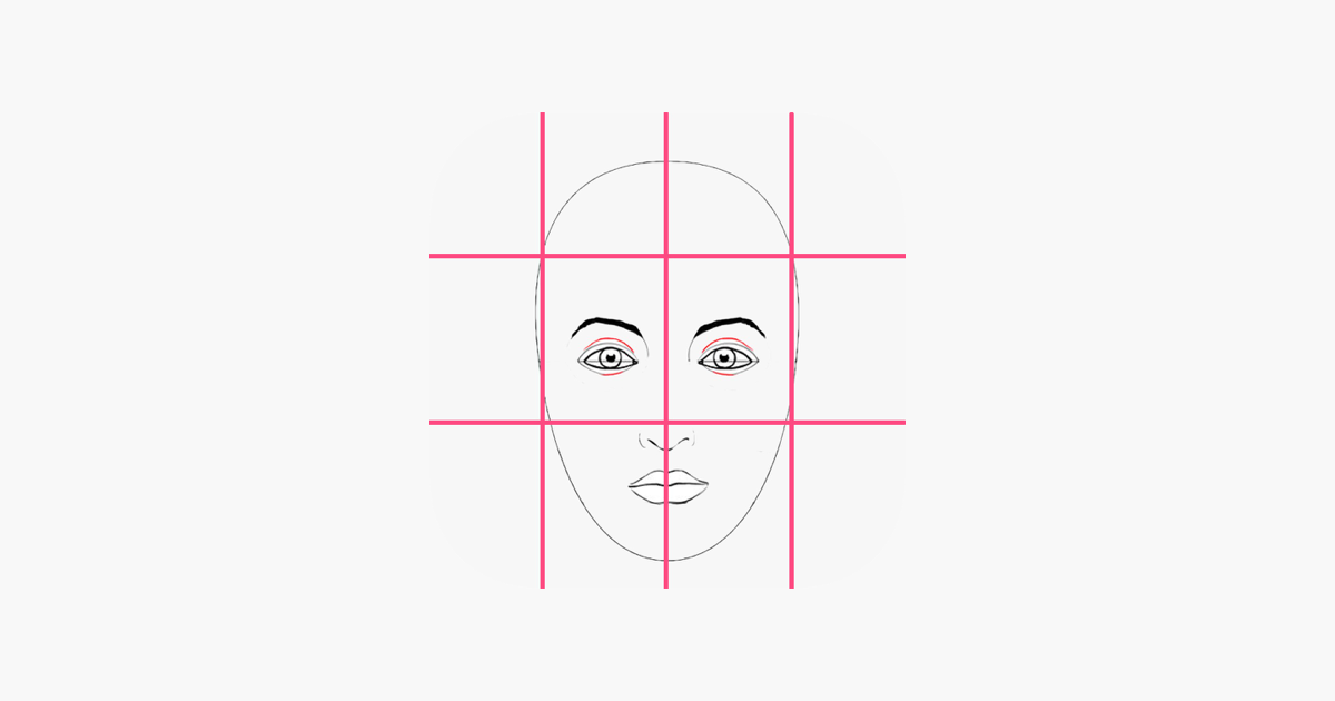 drawing grid on the app store