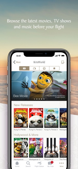Singapore Airlines on the App Store