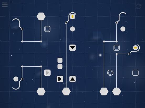 SiNKR: A minimalist puzzle screenshot 9
