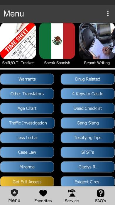 Us cop app free