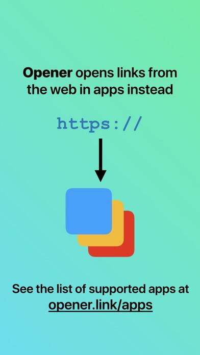Opener screenshot1