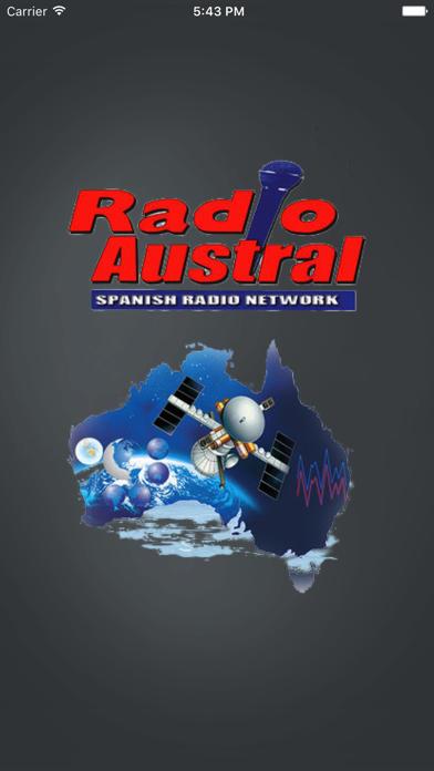 Radio Austral screenshot one