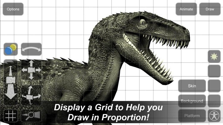 Raptor Mannequin screenshot-3