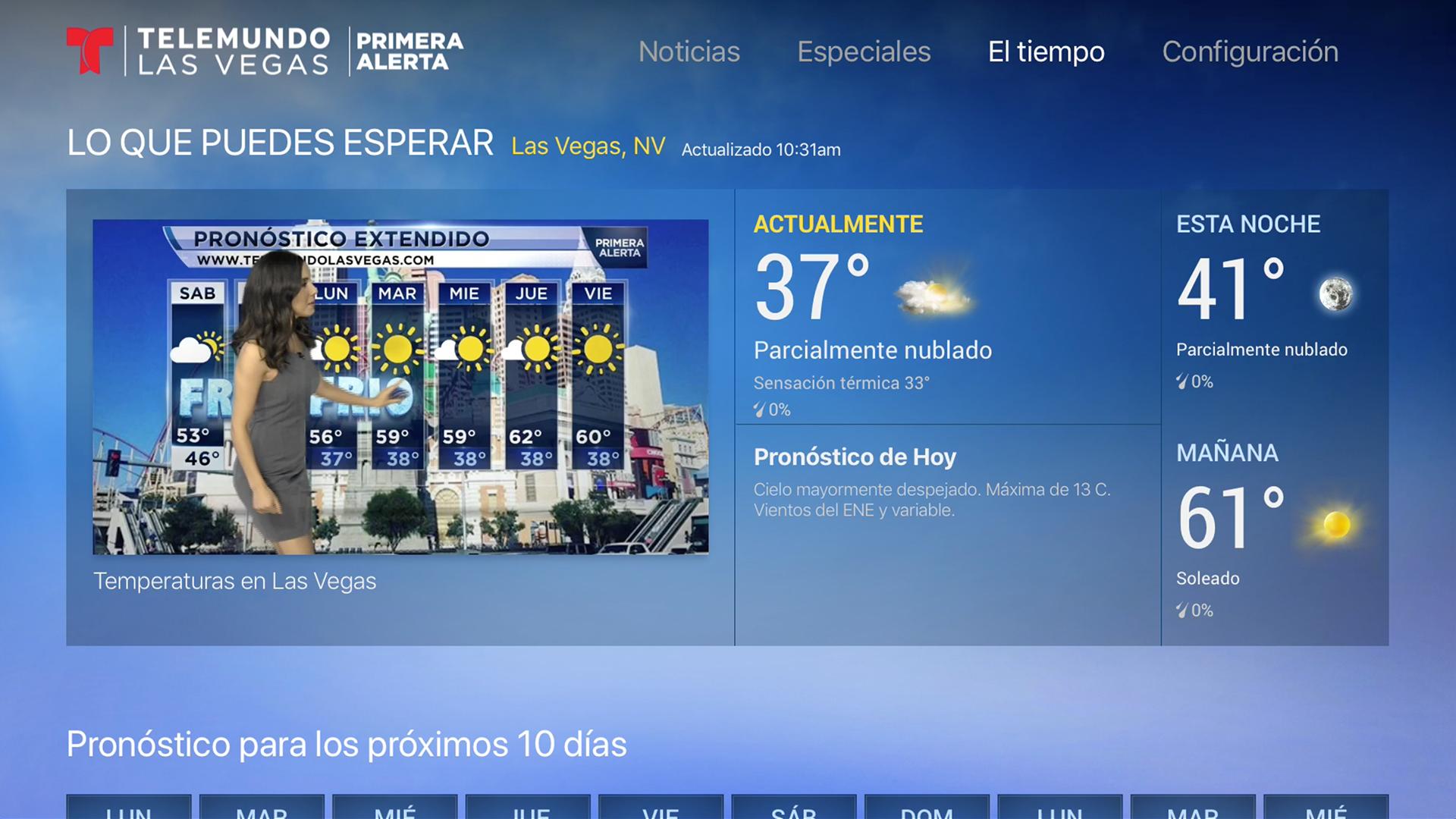 Telemundo Las Vegas screenshot 17
