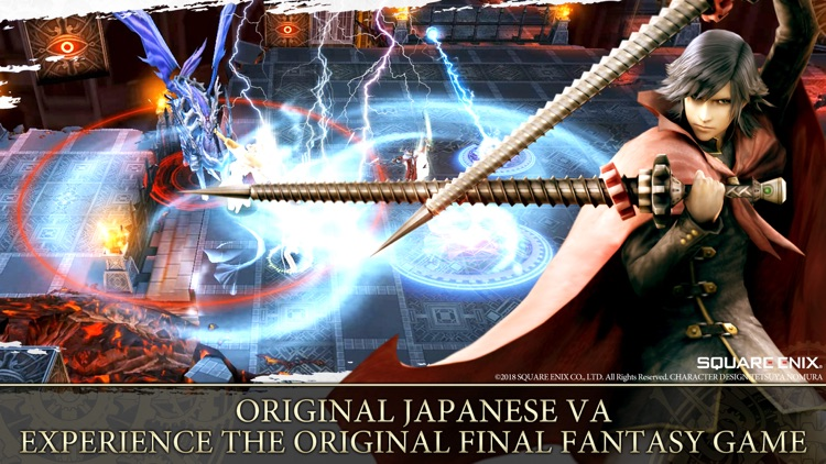 Final Fantasy Awakening-EN screenshot-3