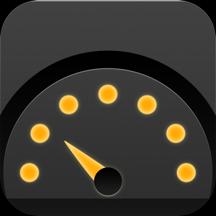 Speedometer. GPS