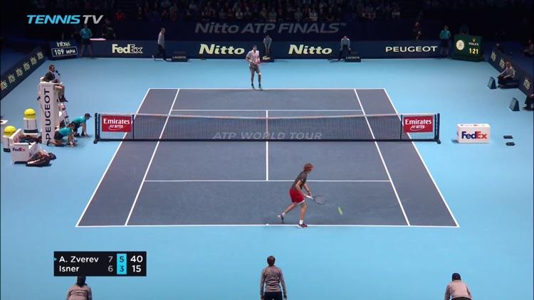Tennis Player screenshot-9