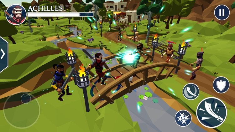Warrior of Medieval Kingdom screenshot-3