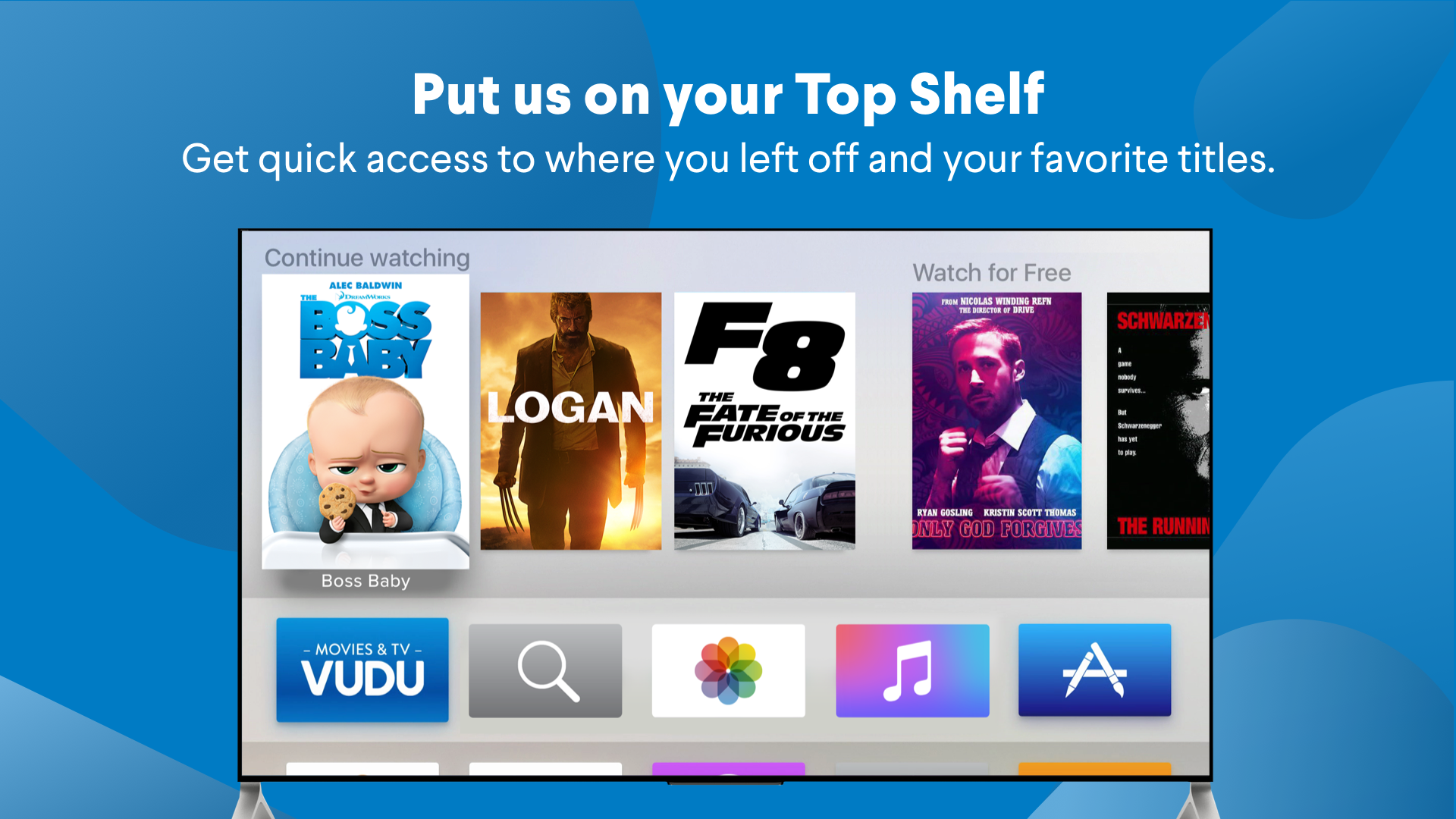 Vudu - Movies & TV screenshot 13