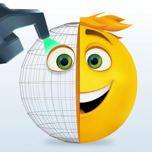 The Emoji Movie Maker app