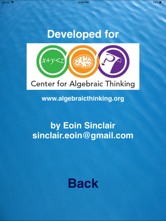 Submariner Algebra on the App Store