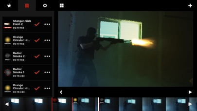Screenshot #4 for Gun Movie FX