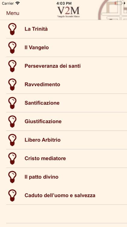 Vangelo Secondo Marco screenshot-6