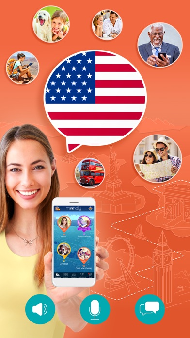 Learn American English –Mondly app image