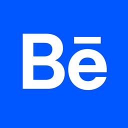 Ícone do app Behance