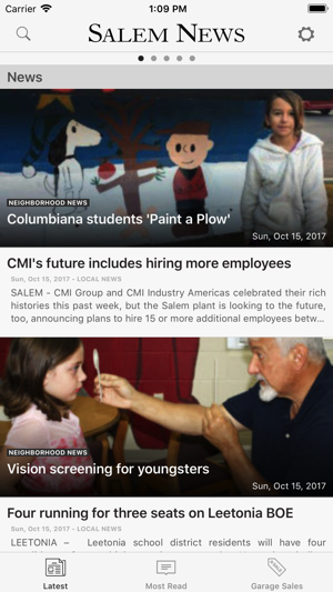 Salem Ohio News on the App Store