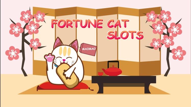 Fortune Cat MaoMao's Slots screenshot-0