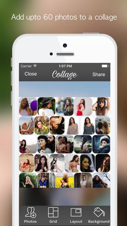 PicZone:Photo Editor & Sticker