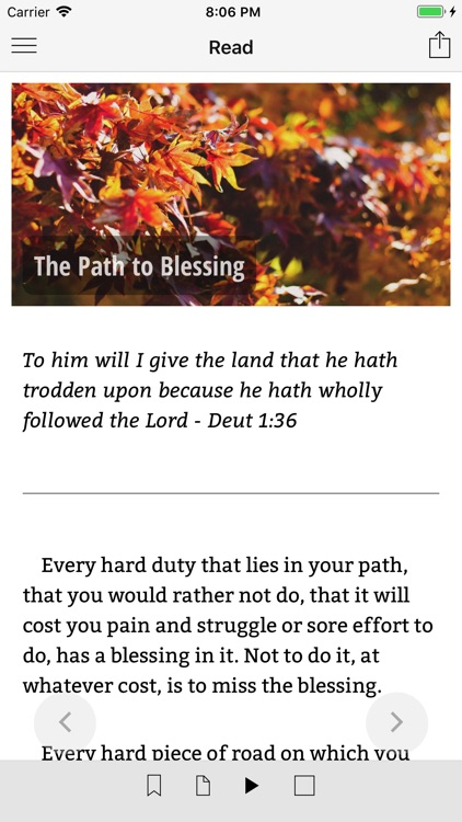 Streams in the Desert Devotion