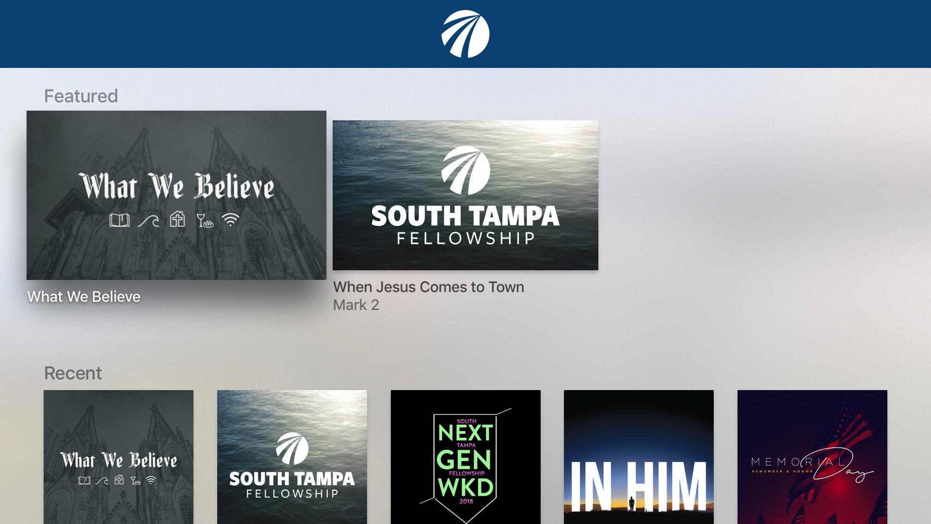 South Tampa Fellowship screenshot 11