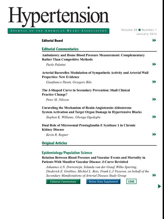 Hypertension Journal
