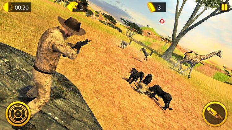 Panther Hunting Simulator 4x4