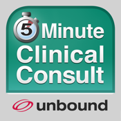 5 Minute Clinical Consult app review