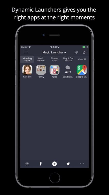 Magic Launcher Pro screenshot-4